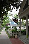 Saugatuck Tea Party Cafe, Michigan, MI, USA