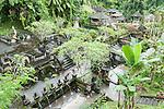 Sebatu, Bali, Indonesia; Gunung Kawi Sebatu Tegallalang temple, water temple near the village of Sebatu, outside of Ubud