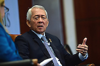 Philippine Foreign Secretary Pefecto Yasay Jr.