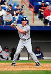 9 March 2010: Detroit Tigers' infielder Brent Dlugach in action during a Spring Training game against the Washington Nationals at Space Coast Stadium in Viera, Florida. The Tigers defeated the Nationals 9-4 in Grapefruit League action. Mandatory Credit: Ed Wolfstein Photo