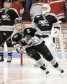 Kyle MacKinnon (Providence - 15) is announced as a starter for the Friars. - The Boston University Terriers defeated the visiting Providence College Friars 2-1 on Saturday, October 23, 2010, at Agganis Arena in Boston, Massachusetts.