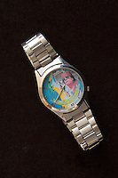 Libya - Qadhafi watch, made in China. MORE IMAGES AVAILABLE ON REQUEST.