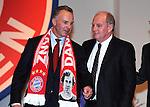 Fussball, Jahreshauptversammlung 2009 beim FC Bayern Muenchen