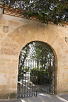 Calixto and Melibea Garden, Salamanca, Castile and Leon, Spain
