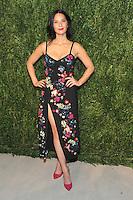 NEW YORK, NY - NOVEMBER 07: Olivia Munn attends 13th Annual CFDA/Vogue Fashion Fund Awards at Spring Studios on November 7, 2016 in New York City. Photo by John Palmer/ MediaPunch