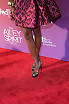 Anchor, Today Show Tamron Hall Wearing an Alexander McQueen dress Charlotte Olympia shoes and a upper-eastside vintage bracelet Attends te Alvin Ailey American Dance Theater-Ailey Spirit Gala 2015 Held at The David H. Koch Theater