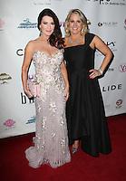 Los Angeles, CA - NOVEMBER 03: Lisa Vanderpump, Jennifer Kirk at The Vanderpump Dogs Foundation Gala in Taglyan Cultural Complex, California on NOVEMBER 03, 2016. Credit: Faye Sadou/MediaPunch