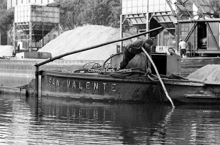 Darsena Navigli 1970