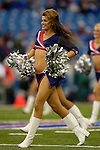 24 September 2006: Buffalo Bills cheerleader in action during a game at Ralph Wilson Stadium in Orchard Park, NY. The Jets defeated the Bills 28-20. Mandatory Photo Credit: Ed Wolfstein Photo