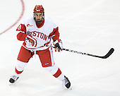 Ben Rosen (BU - 8) - The Boston University Terriers defeated the visiting University of Toronto Varsity Blues 9-3 on Saturday, October 2, 2010, at Agganis Arena in Boston, MA.