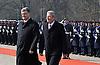 March 16-2015 Ukrainian President Petro Poroshenko  is to meet the German President and Chancellor B