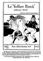 """Le """"Yellow Book"""" (Africain) Officiel. Romans pour Les Anglophobes."""