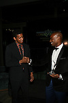 CHEF ROBLE AND TYSON BECKFORD  AT COURVOISIER'S EXCEPTIONAL JOURNEY LAUNCH EVENT HOSTED BY CHEF ROBLE HELD AT  THE SKYLARK