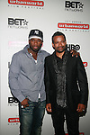 "Curtis ""50 Cent"" Jackson and Mario Van Peeblas Attend the 15th Annual Urbanworld Film Festival at the AMC 34th Street Theater, NY 9/15/11"