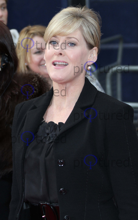 Sarah Lancashire The Olivier Awards 2011, Theatre Royal Drury Lane ...