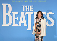 Olivia Harrison at the &quot;The Beatles Eight Days A Week: The Touring Years&quot; world film premiere, Odeon Leicester Square cinema, Leicester Square, London, England, UK, on Thursday 15 September 2016.<br /> CAP/CAN<br /> &copy;CAN/Capital Pictures /MediaPunch ***NORTH AND SOUTH AMERICAS ONLY***