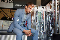 Theo James (Golden Boy)