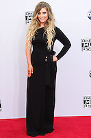 LOS ANGELES, CA, USA - NOVEMBER 23: Ella Henderson arrives at the 2014 American Music Awards held at Nokia Theatre L.A. Live on November 23, 2014 in Los Angeles, California, United States. (Photo by Xavier Collin/Celebrity Monitor)