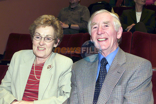 Josie & Paddy Callan Riverstown at the Ardee Brass Band Reunion.Pic Fran Caffrey Newsfile