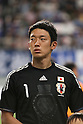 Shuichi Gonda (JPN), September 21, 2011 - Football / Soccer : Men's Asian Football Qualifiers Final Round for London Olympic Match between U-22 Japan 2-0 U-22 Malaysia at Best Amenity Stadium, Saga, Japan. (Photo by Akihiro Sugimoto/AFLO SPORT) [1080]