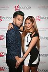Daniel Louis and Gigi Lopez ATTEND OXYGEN'S BAD GIRLS CLUB MIAMI SEASON FINALE RED CARPET EVENT