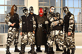 MUSHROOMHEAD (STUDIO SESSION)