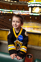 Event - Nolan Visits the Bruins / Make-A-Wish