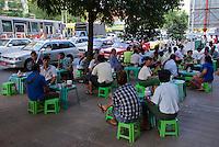 Yangon streets, Myanmar