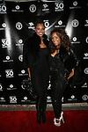 Jennifer Williams and Guest Attend Adrienne Bailon's 30th Birthday Celebration at Studio XXI, NY