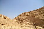Nahal Azgad in the Dead Sea valley