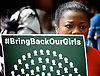 Missing Nigerian Girls Protest 5th May 2014