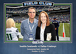 10/12/2014 Cowboys Field Club Guests (password fieldclub)