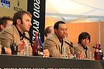 Ryder Cup 2010 USA Team Conf