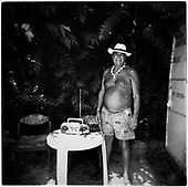 Sunny Beach 08.2010 Bulgaria<br /> Sunny Beach in Bulgaria, the largest and most popular Black Sea holiday resort, with around 600 hotels and 400 restaurants. Known as the Las Vegas of the Eastern Europe. Discoteques, nightclubs, restaurants, amusement, parks and hotels light-up the coastline at night. This sea resort attracts the rich and famous, mafia members, politicians and international tourists. It is a different world within one of the poorest nations in the European Union.<br /> Photo: Adam Lach / Napo Images<br /> <br /> Sunny Beach w Bulgarii, najwiekszy i najbardziej popularny kurort nad Morzem Czarnym, z okolo 600 hotelami i 400 restauracjami. Nazywany Las Vegas Wschodniej Europy. Dyskoteki, kluby, restauracje, parki rozrywki i zespoly hotelowe z basenami oswietlaja po zmroku cale wybrzeze. Kurort przyciaga bogaczy, czlonkow mafii, politykow i miedzynarodowych turystow. To inny swiat w najbiedniejszym kraju Unii Europejskiej.<br /> Fot: Adam Lach / Napo Images<br /> <br /> PICTURE TAKEN ON NEGATIVES