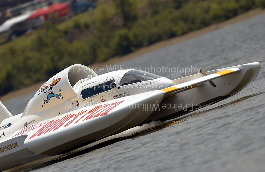 "Mike Hanson, U-9 ""Jones Racing"""