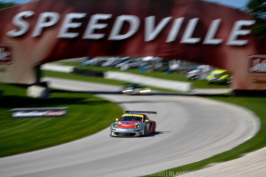 ALMS Road America 2012