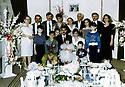 Iran 1995 A Kurdish wedding in Ourmieh: the wedding of Dr. Ali Ghassemlou's son  <br /> Iran 1995 Un mariage kurde a Ourmieh: le mariage du fils du Dr. Ali Ghassemlou