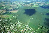 Deutschland, Schleswig- Holstein, Staatsforst Trittau, Campingplatz in Planung
