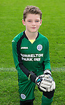 St Johnstone FC Academy Under 11's<br /> Sandy Turkington<br /> Picture by Graeme Hart.<br /> Copyright Perthshire Picture Agency<br /> Tel: 01738 623350  Mobile: 07990 594431