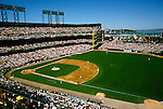 Sports: Baseball, San Francisco, CA baseball park, SBC Park; SF Giants; Pacific Bell Park.Photo Copyright: Lee Foster, lee@fostertravel.com, www.fostertravel.com,  (510) 549-2202.Image sports203