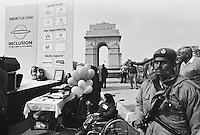 Inclusion Campaign at India Gate