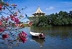 In Borneo, City Pleasures and Jungle Adventure