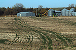 11/7/07 Smith Center, KS.farm field out side of Smith Center KS...(Chris Machian/Prairie Pixel Group)