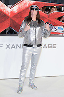 Honey G at the premiere of &quot;xXx-Return of Xander Cage&quot; at the O2 Cineworld, London, UK. <br /> 10th January  2017<br /> Picture: Steve Vas/Featureflash/SilverHub 0208 004 5359 sales@silverhubmedia.com