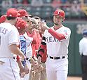 MLB 2015 : Texas Rangers vs Houston Astros