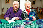 """Book Launch : Barbara Derbyshhire, Moyvane signing copies of her book """"Tapestry of Love, Life & Spirit"""" at the Seanchai Centre, Listowel on Saturday afternoon last with Marion Relihan."""