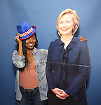 Broadway for Hillary presents Broadway calls for Clinton
