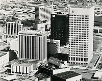 1972 April 17..Redevelopment...Downtown South (R-9)..Downtown Financial District looking East..VEPCO.NEG# MDA72-39-9.NRHA#..