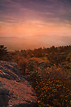Sunrise over the Virginia Highlands