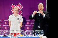 London 2012 Olympic Games Handball Draw